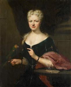 RIJKS: Cornelis Troost: painting 1726