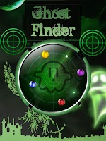 Screenshot of Ghost Finder & Detector Radar