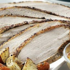 Seasoned Crock Pot Turkey Breast