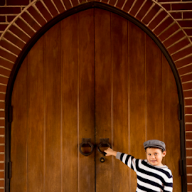by Jimmy Alba - Babies & Children Children Candids ( doors, church, kids )