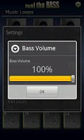 Screenshot of Feel the Bass Lite