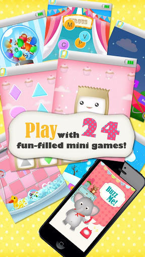 Buzz Me! Kids Toy Phone - screenshot