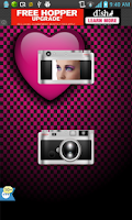 Screenshot of My Pink Camera Instasocial
