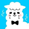 Sob Alpacas cute animal(FREE) icon
