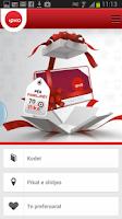Screenshot of IPKO Menu