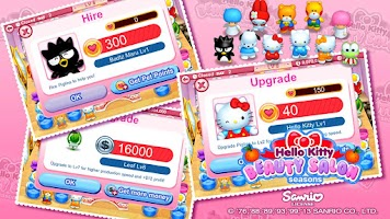 Screenshot of Hello Kitty Seasons