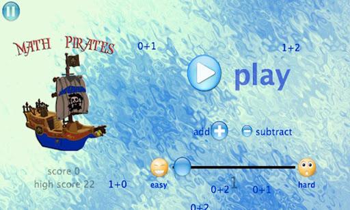 Math Pirates