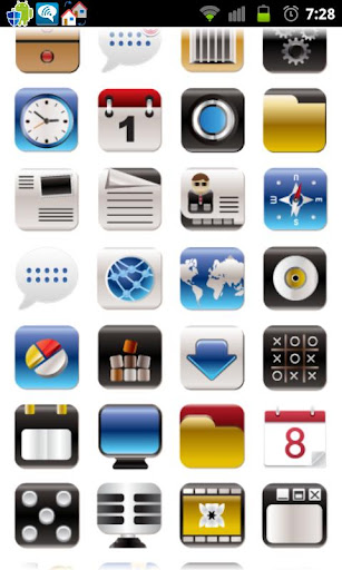 Icon App 7 Folder Organizer