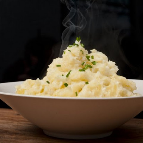 Easiest Mashed Potatoes Recipe. Period.