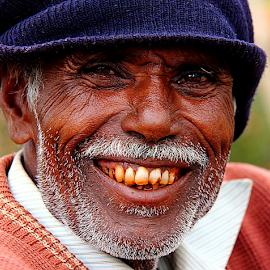 by Shrikrishna Bhat - People Portraits of Men (  )