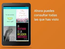 Screenshot of Frases e Imágenes Graciosas
