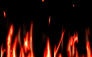 Screenshot of Flames Live Wallpaper