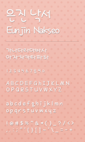 Screenshot of doodle dodol launcher font