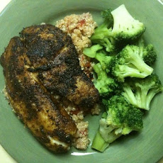 Tilapia and Bayou Rice
