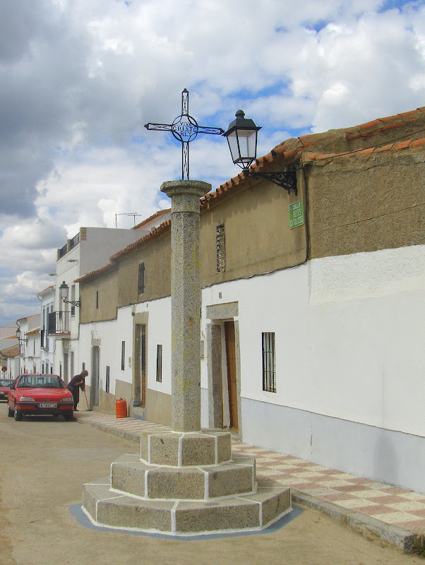 Cruz de la Fuente Vieja