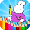 Download Coloring Doodle - Bunny GO APK for Android Kitkat