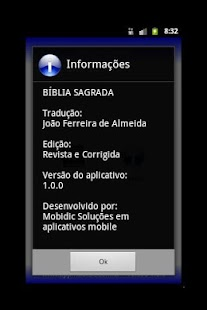 App Bíblia Sagrada APK for Kindle