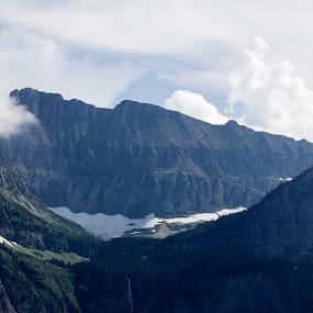 Farther Than the Eye  by Denver Pratt - Landscapes Mountains & Hills (  )