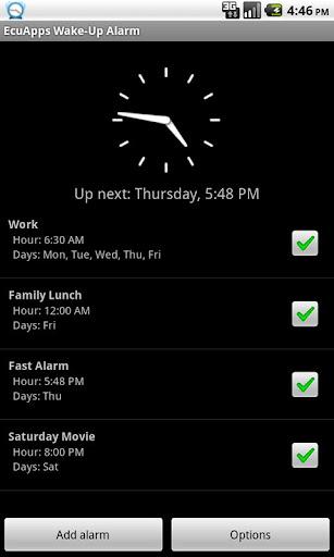 Wake-Up Alarm