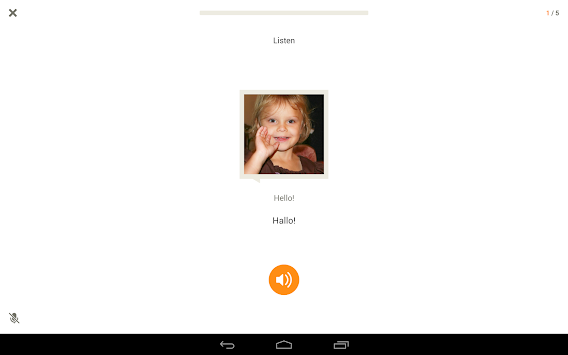 Learn German With Babbel APK screenshot thumbnail 6
