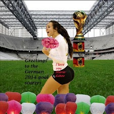 German greetings 2014 WorldCup