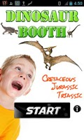 Screenshot of Dinosaur Booth Free