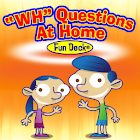 WH Questions At Home Fun Deck icon