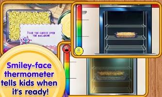 Screenshot of Pasta Crazy Chef