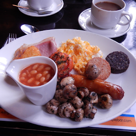 Irish Breakfast by Deborah Russenberger - Food & Drink Meats & Cheeses ( food, breakfast )
