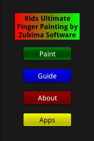 Ultimate Finger Painting-Free