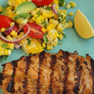 Cilantro Tequila Grilled Chicken Recipes