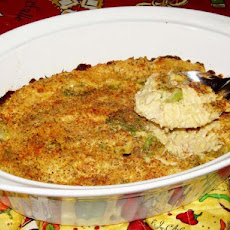Grandma's Chicken Rice Casserole