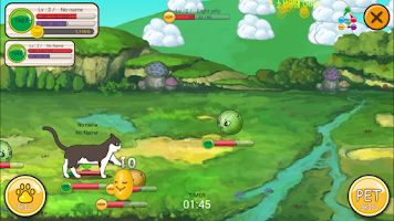 Screenshot of OhMyCat free - real cat game !