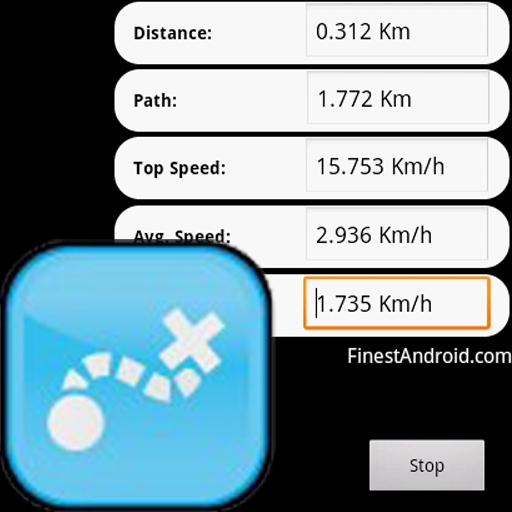免費快速GPS測距儀 LOGO-APP點子