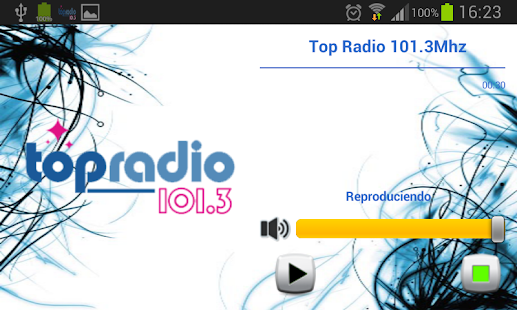 Top Radio - screenshot