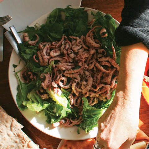 Marinated Octopus Salad