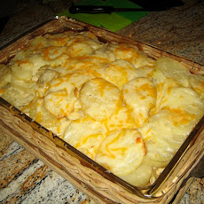 EZ Cheesy Potatoes