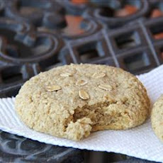 Easy Roasted Almond Cookies