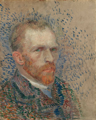 Gogh Vincent van, Autoriitratto