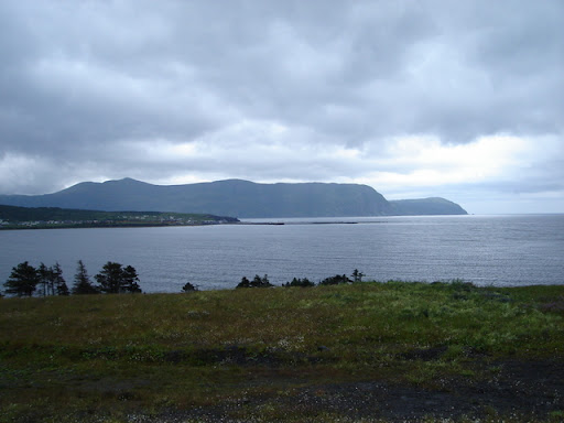 view over Rocky Harbour Bay