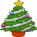 Christmas Tree -Sliding Puzzle icon