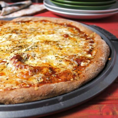 Spiced Sloppy Joe Pizza on Whole Wheat Crust Recipe | Yummly