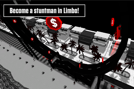 Limbo Racing - Shadow Stunts - screenshot