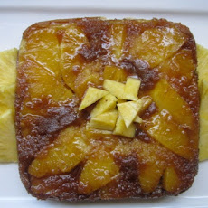 Sunday Brunch: Pineapple Upside-Down Cake
