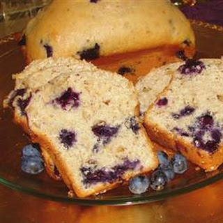 Blueberry Bread I
