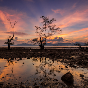 by Charliemagne Unggay - Landscapes Sunsets & Sunrises