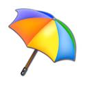 심플 텍스트 날씨 위젯(기상청ver) icon