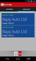 Screenshot of My HPCL