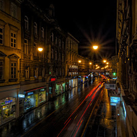 by Miro Cindrić - City,  Street & Park  Vistas