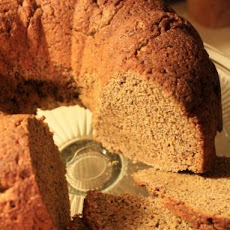 Healthier Banana Bread (Lower Fat, Flax, Ww Flour, Less Sugar)